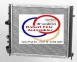 Kühler Renault Kangoo & Kangoo Rapid 1,9 L, Schalter mit Klima