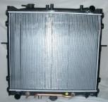 Kühler, Wasserkühler, KIA Sportage, 2,0 L & 2,0 L 16V, Automatik