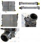 Audi R8, Kühler, Wasserkühler aussen von BEHR