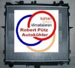 Kühler, Wasserkühler, KIA Sportage, 2,0 L & 2,0 L 16V, Schaltgetriebe