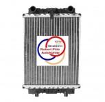 Zusatzwasserkühler, Kühler, Wasserkühler , Audi A8,  4H2, 4H8, 4HC, 4HL