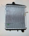 Zusatzwasserkühler, Wasserkühler, Kühler, Audi A4 RS4, B6, rechte Seite