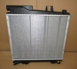 Wasserkühler, Kühler,  BMW E30, 320 - 325 , Schalter. ohne Klima