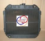 Kühler Wasserkühler Ford Capri III , 2,3 L , Schalter, 01.78 - 12.82