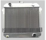 KÜHLER Aluminium, Wasserkühler ALU, Ford Capri, Ford Taunus