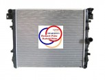 Kühler, Wasserkühler, Jeep Wrangler III ( JK ), 3,8 L ab Bj. 04.07