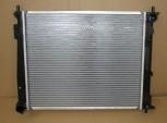 Kühler Wasserkühler Kia Soul 1,6 CRDi, Schalter, ab 2009