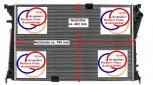 Kühler Wasserkühler Opel Vivaro, Renault Traffic II, Nissan Primastar, Schalter mit Klima
