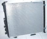 Kühler, Wasserkühler, Mercedes W126, 260 bis 300