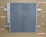 Kondensator mit Trockner, Klimakondensator für Mercedes Atego auch 2 & 3