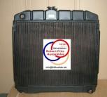 Kühler Wasserkühler mit Verschlussdeckel, Mercedes W116, 280 S, 280 SE, 280 SEL, Schalter