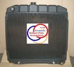 Kühler Wasserkühler mit Verschlussdeckel, Mercedes W116, 280 S, 280 SE, 280 SEL, ATM