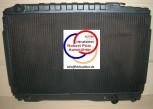Wasserkühler, Kühler Überholung für MERCEDES R107, 350, 450