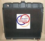 Wasserkühler Kühler, Mercedes / 8 W115 W114, 200 - 220 zu 1155010401 und 1145010501, Schalter