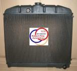 Wasserkühler, Kühler Überholung (STN) für MERCEDES W111 / W110 / W112 Schaltgetriebe