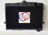 Wasserkühler Netzerneuerung, Überholung des Altkühlers, Kühler, Mercedes, W121, 190 SL