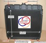 Wasserkühler Kühler mit Thermoschaltergewinde, Mercedes / 8 W114, W115