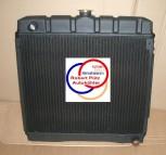 Wasserkühler, Kühler, Mercedes /8 W115, Benziner 220 & 230.4, Schalter, 1145011001 (025)