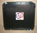 Wasserkühler, NEU Kühler, Mercedes, W113, 230 - 280 SL, Pagode