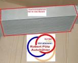 Ladeluftkühler-Netzanfertigung aus Alluminium  geeignet für / bei z. B. Nissan Pathfinder