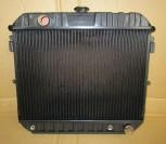 Kühler Generalüberholung, Netzerneuerung Wasserkühler, Opel Commodore A, ccm 2,5 - 2,8