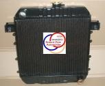KÜHLER, Wasserkühler, OPEL Manta B, Opel Ascona B (1,3 - 1,6L)