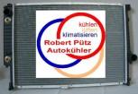 KÜHLER, Wasserkühler, BMW, E32, E34, (3,0-3,5L), m. Klima & Automatik