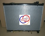 Kühler, Wasserkühler mit Einfüllstutzen, KIA Sorento (JC), Automatik