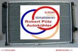 KÜHLER, Wasserkühler, BMW E34, BMW M5 / E34, Schaltgetriebe m. Klima