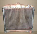 Wasserkühler Kühler Neuaufbau / Überholung (mit Thermoschaltergewinde) bei 309 . 003  auch bei L 408 auch bei L 409