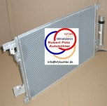 Kondensator m. Trockner, Klimakondensator Peugeot 4007 & 4008 auch Citroen C-Crosser & C4 Aircross
