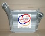 Ladeluftkühler Turbokühler links / Fahrerseite, Porsche Cayenne 92 A