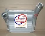 Ladeluftkühler Turbokühler rechts / Beifahrerseite, Porsche Cayenne 92 A
