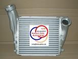 Ladeluftkühler Turbokühler links / Fahrerseite, Porsche Cayenne 9PA & 92A